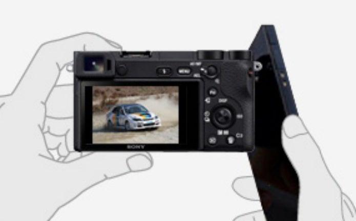 ソニーのデジカメの便利機能