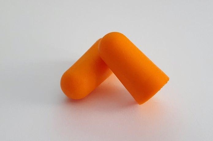 フォームタイプの耳栓