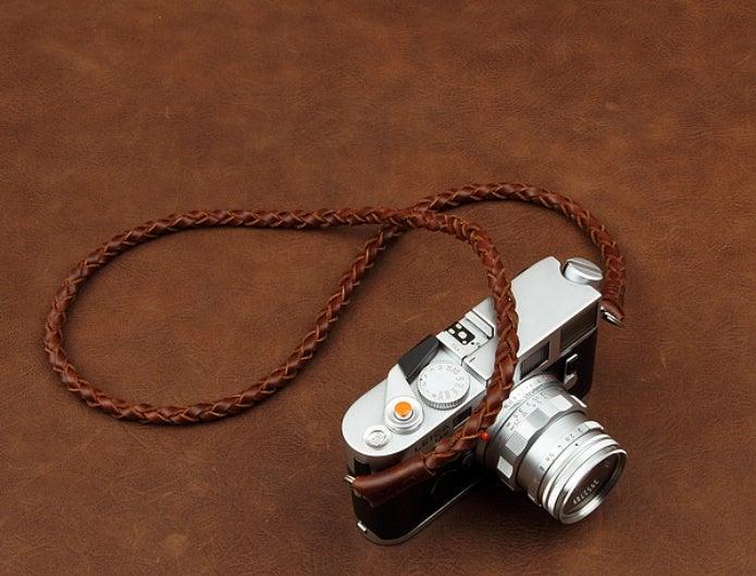 ミラーレス一眼様のカメラストラップ紹介