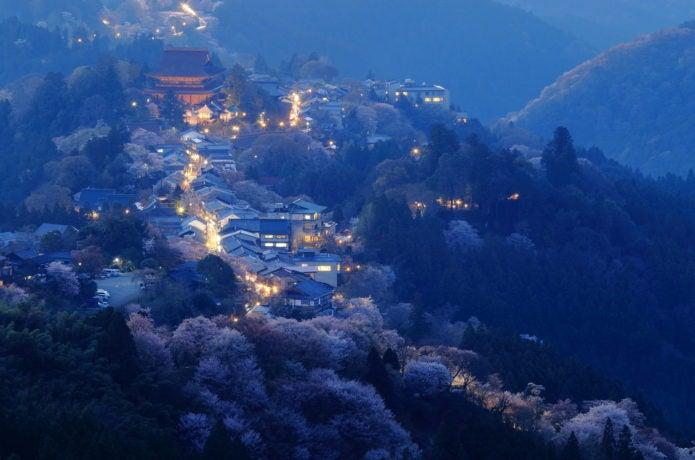 吉野山は桜だけじゃない!