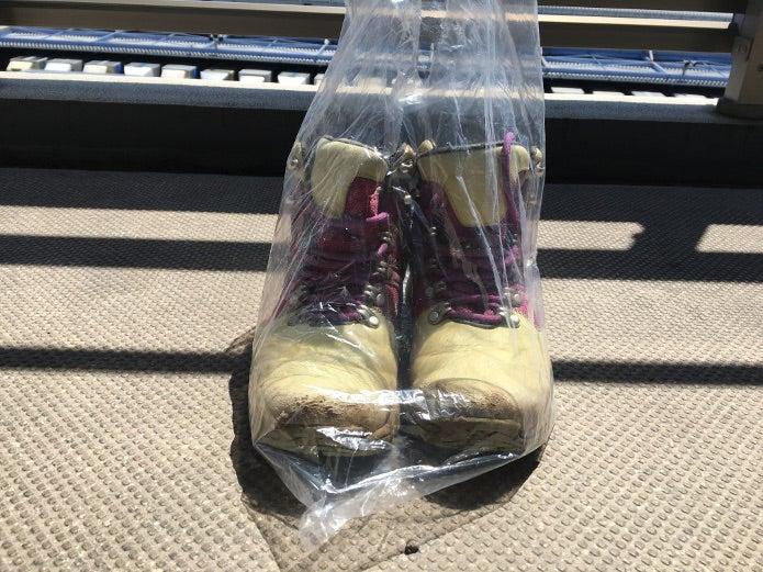 登山靴は高温多湿保管はNG