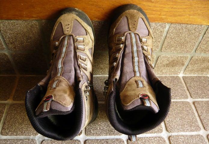 正しくケアして登山靴をしっかり保管!