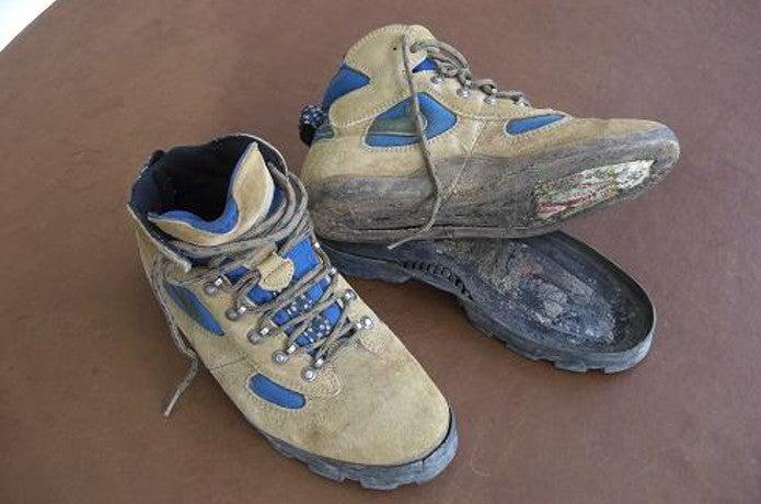 登山靴の劣化に繋がるやってはいけないこととは?