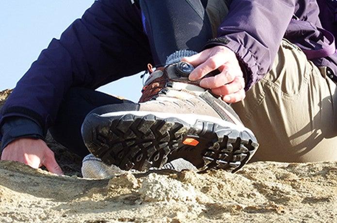 登山靴は正しくケアして長く使おう