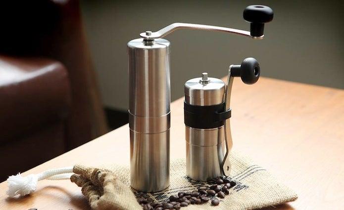 手動のおすすめコーヒーミル