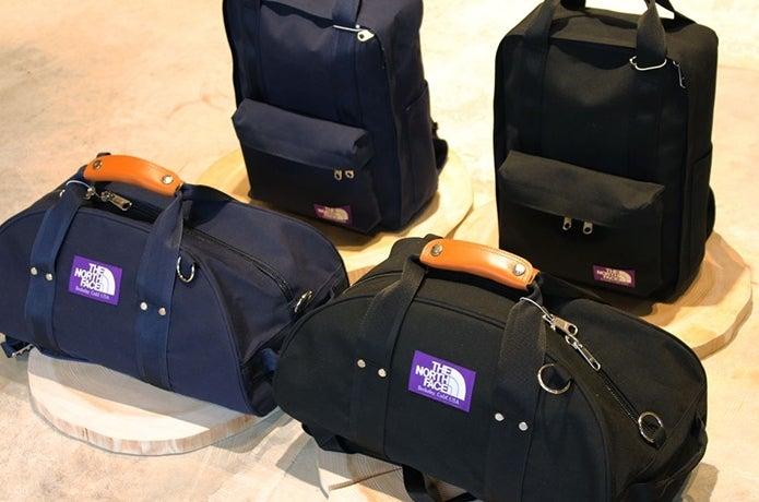 ノースフェイスのバッグ