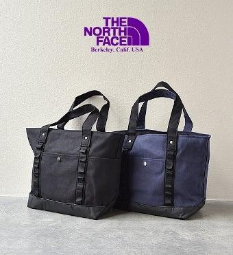 ノースフェイスのジップトートバッグ