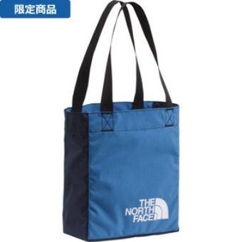 ノースフェイス限定商品のトートバッグ