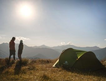ケシュアのテント画像