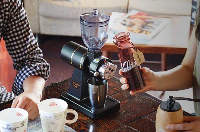 おすすめの電動式コーヒーミル