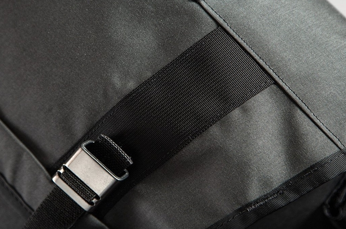 メッセンジャーバッグの素材