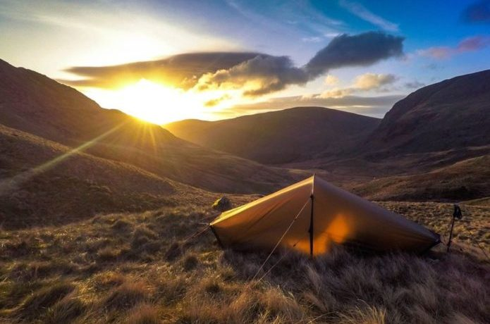 ヒルバーグのテント画像