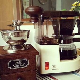 メリタのコーヒーミル画像