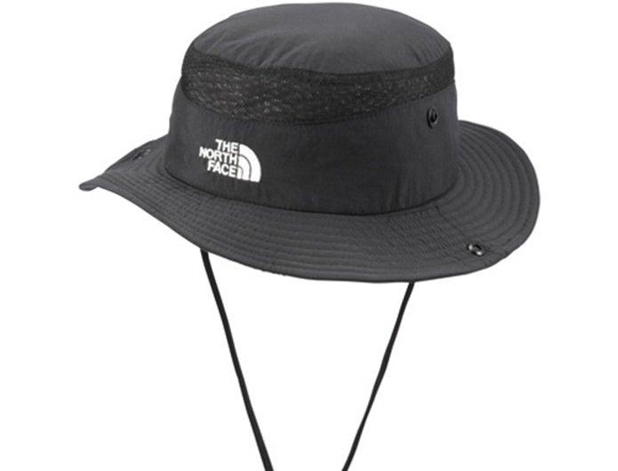 ノースフェイスのUVカット帽子