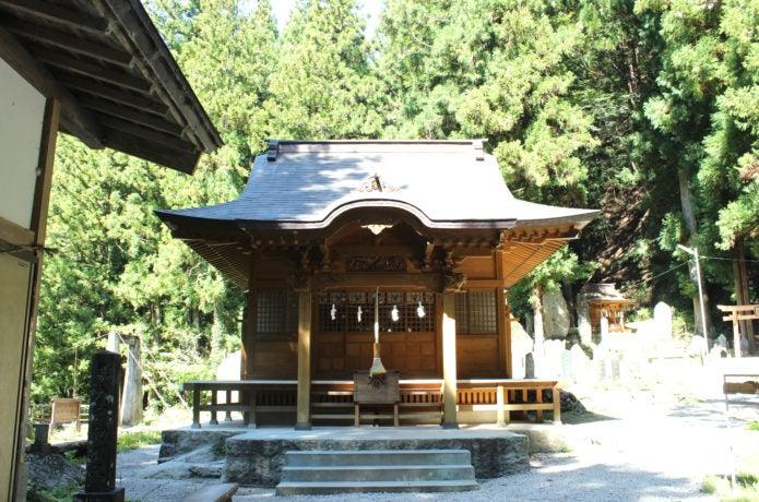 竹宇甲斐駒ケ岳神社
