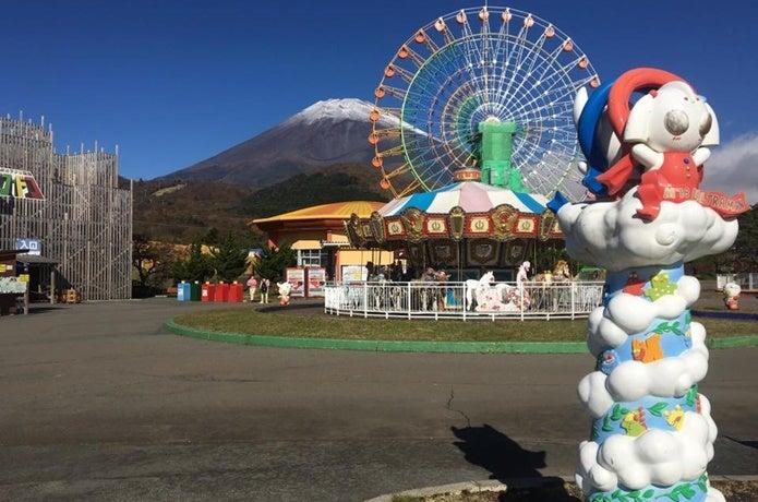 富士山二合目のぐりんぱ