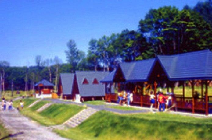 蘭越町ふるさとの丘リンリン公園キャンプ場