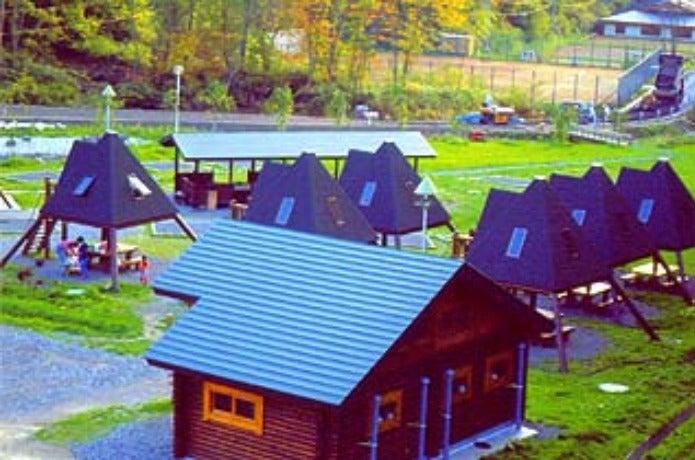 森林公園緑のふるさと「温泉の森」キャンプ場