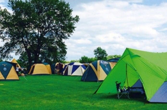 十勝エコロジーパークオートキャンプ場