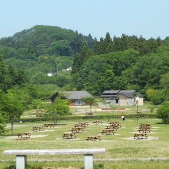 宮城県水の森公園キャンプ場の画像