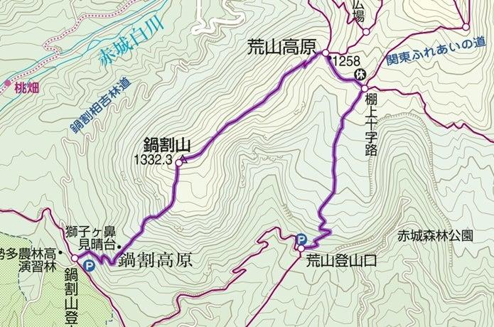 登山ルート2