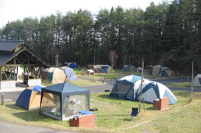 宮城県休暇村気仙沼大島キャンプ場の画像