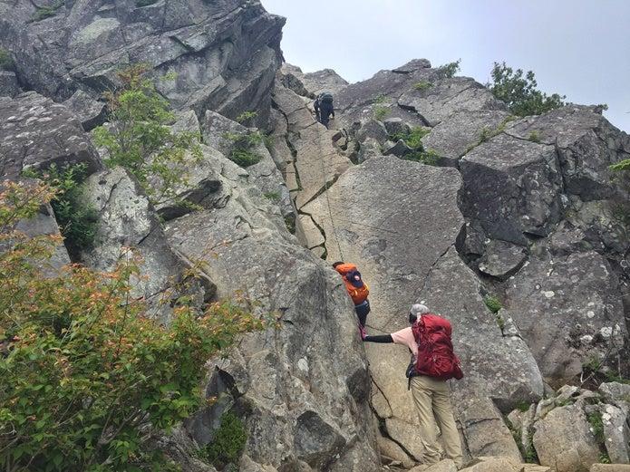 鳳岩の登り方は?