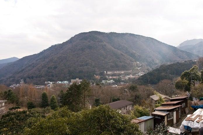 箱根浅間山の画像