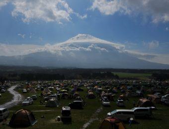 静岡県のキャンプ場の画像