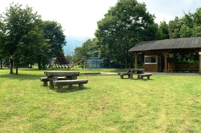 静岡県くのわき親水公園キャンプ場の画像