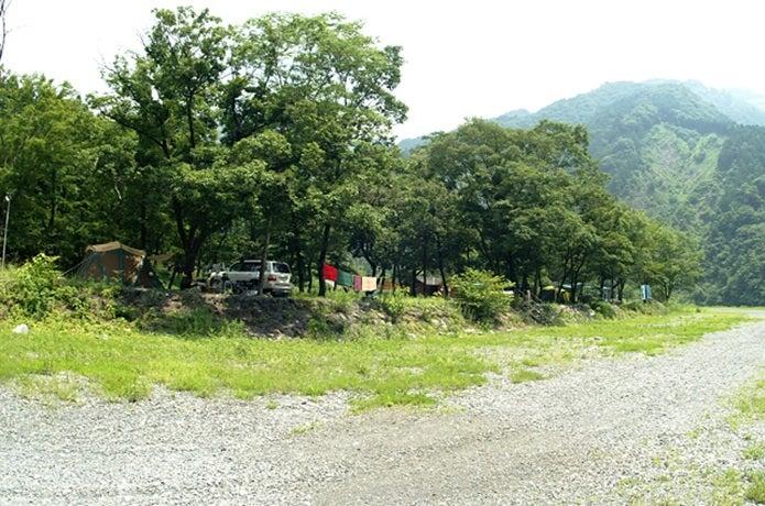 静岡県八木キャンプ場の画像