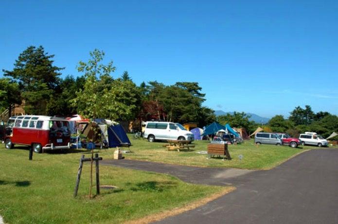 北海道立噴火湾パノラマパーク オートリゾート八雲