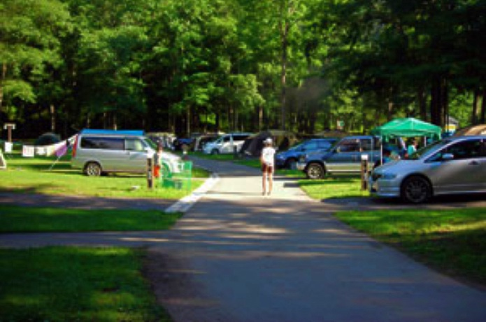 森林公園いこいの森オートキャンプ場