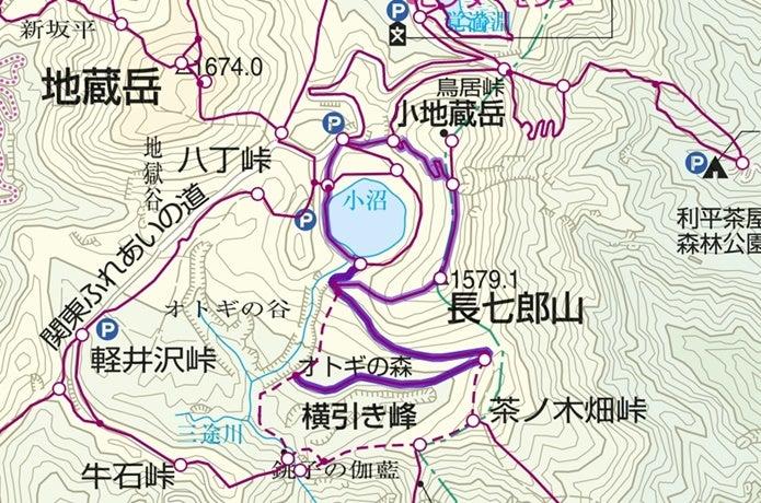 登山ルート3