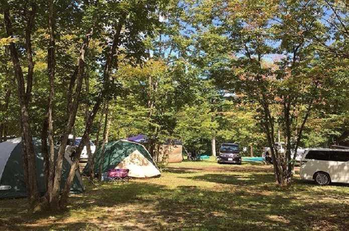 日光まなかの森 キャンプ&リゾート