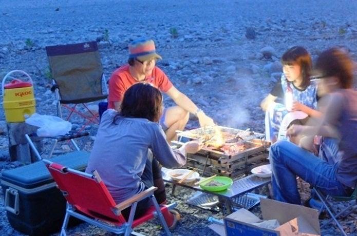 静岡県秋葉オートキャンプ場の画像