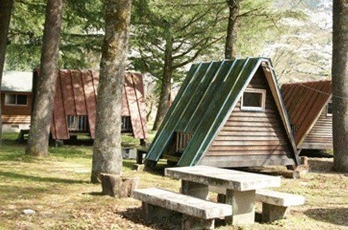 静岡県浦川キャンプ村の画像