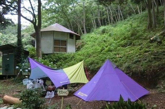 静岡県アイランドキャンプヴィラの画像