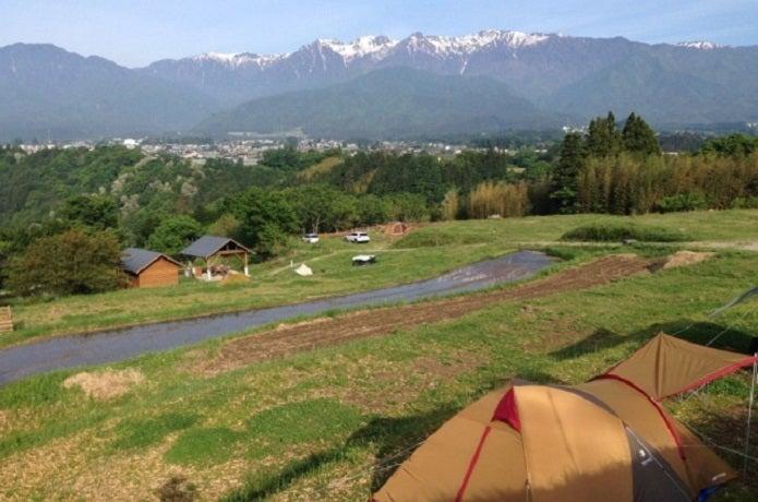 いなかの風キャンプ場2