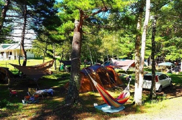 松原湖高原サイトの写真