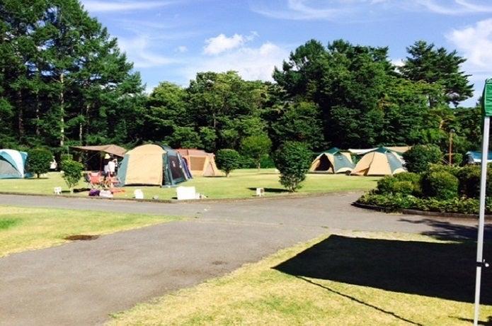 美鈴湖もりの国オートキャンプ場2
