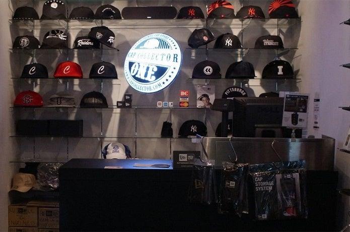 ニューエラの店舗画像