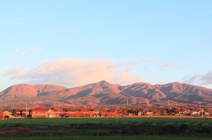 赤城山の画像