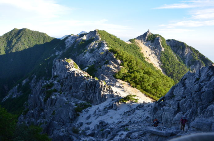 鳳凰三山の画像