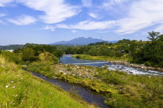 茅ヶ岳の画像