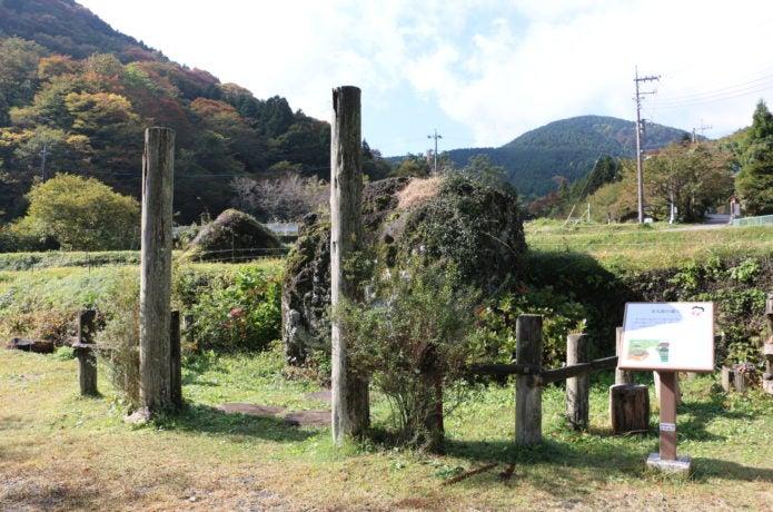 金太郎遊び石