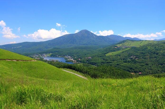 蓼科山の画像