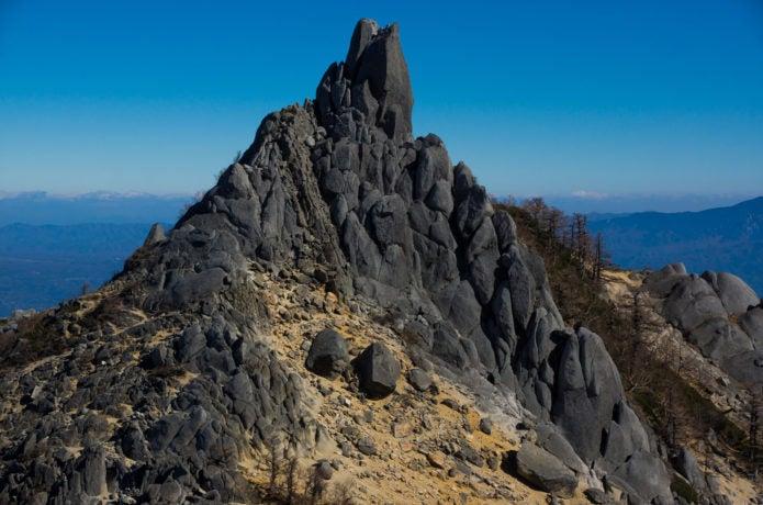 地蔵岳の画像