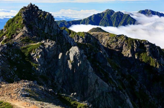 北岳の画像