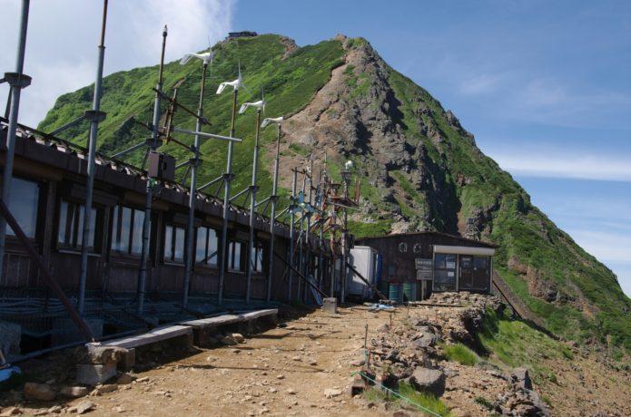 赤岳展望荘
